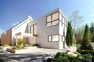 modern-villa-picture-id1148271183